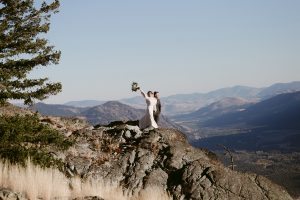 Mountain Elopement Washington