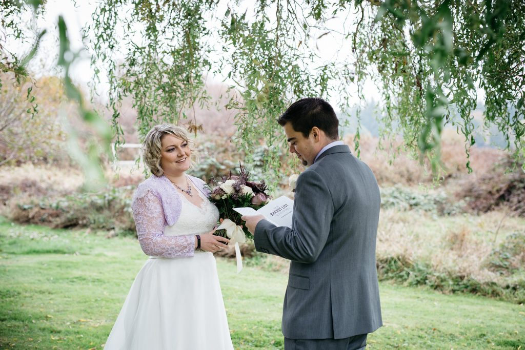 Fireseed Catering Whidbey Island Wedding Photographer