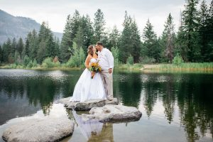 Freestone Inn Methow Valley Wedding