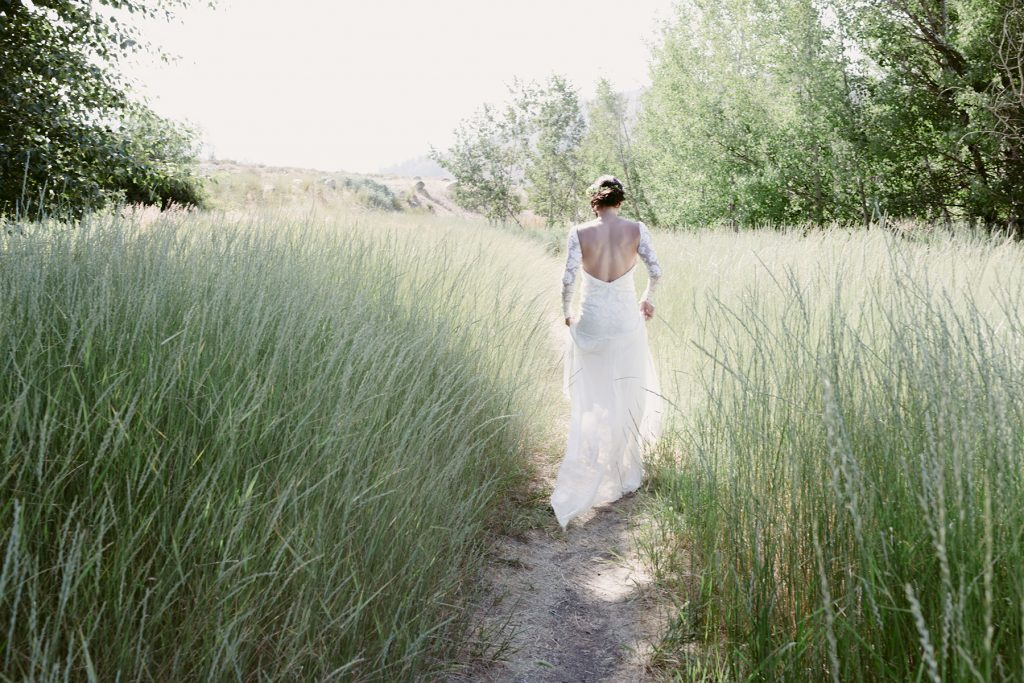 Sun Mountain Lodge Methow Wedding