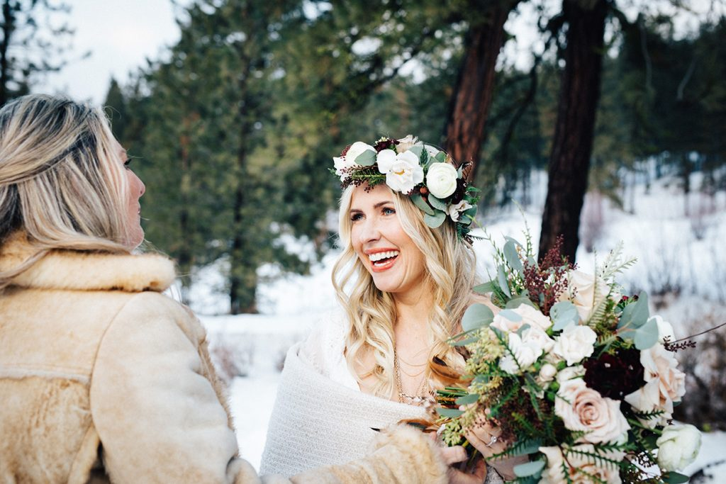 Winthrop Wa Wedding Photographer