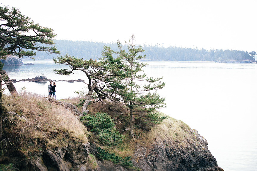 Deception Pass Engagement Photographer