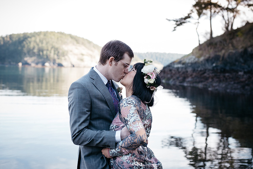 Deception Pass Wedding Photographer