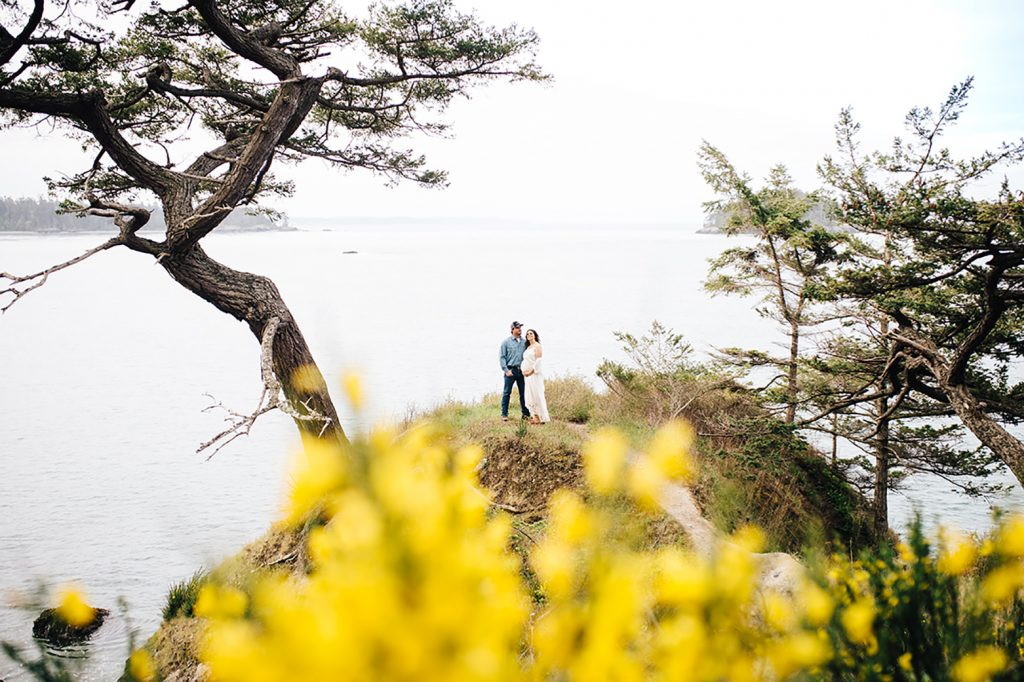 Whidbey Island Maternity Photographer